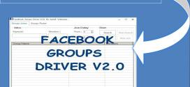 Facebook Groups Driver V2