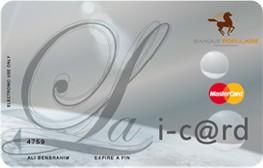بطاقة I-c@rd