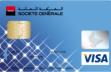 Carte Visa à puce