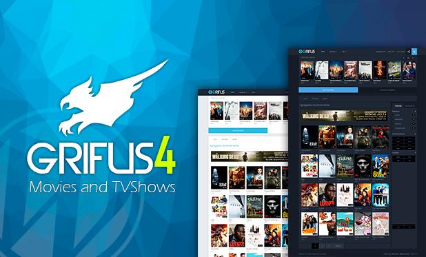 قالب Grifus 4.0.1