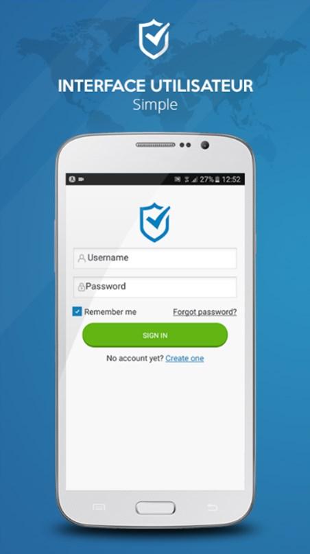 تطبيق VPN.Express للأندرويد mobile