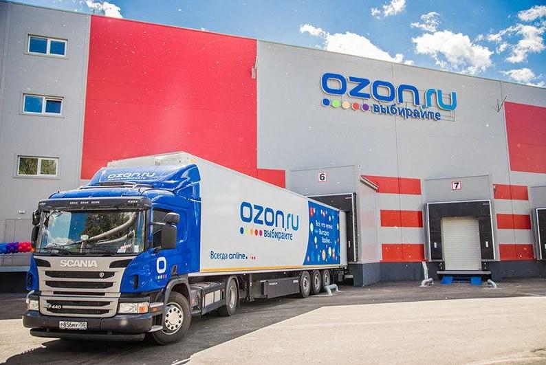 موقع اوزون ozon.ru